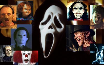 Top Ten Scariest Movie Villians Ever!